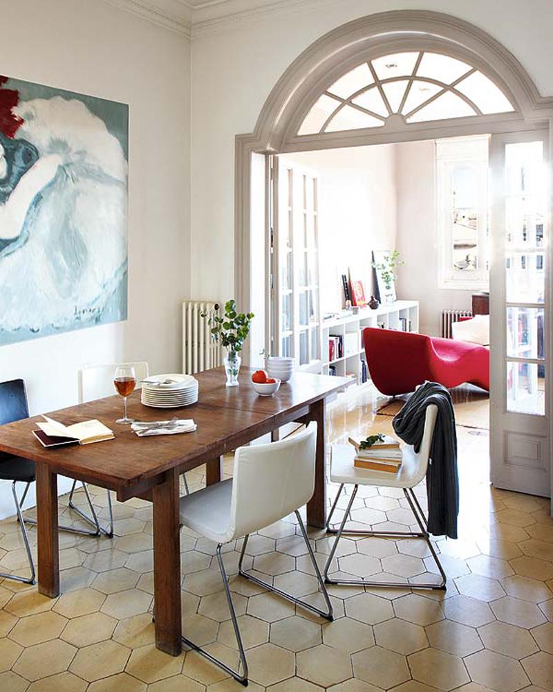 Klasszikus lak s modern s eleg ns terekkel lakjunk j l for Modern vintage interior design