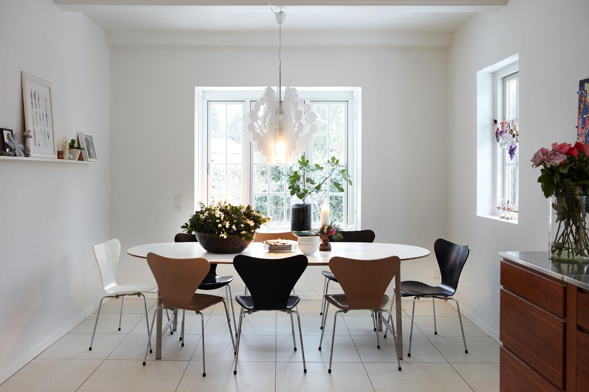 32 More Stunning Scandinavian Dining Rooms: Étkező, Ahogy én Szeretném!