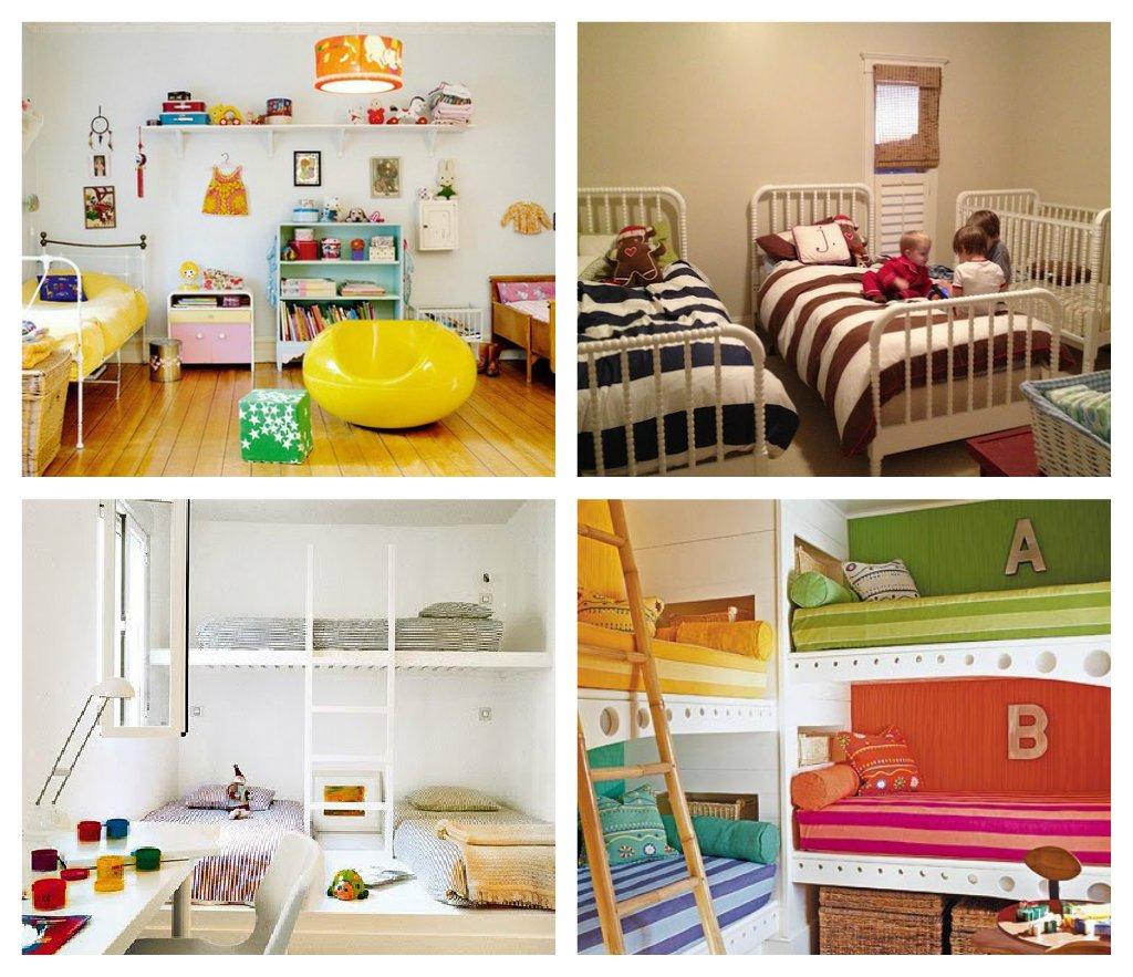 Boy And Girl Sharing A Bedroom Ideas For Decorating: Hagyományos Ház újragondolva